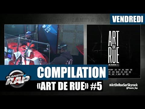 Youtube: Planète Rap – Compilation«Art de Rue» avec Da Uzi et Ted #Vendredi