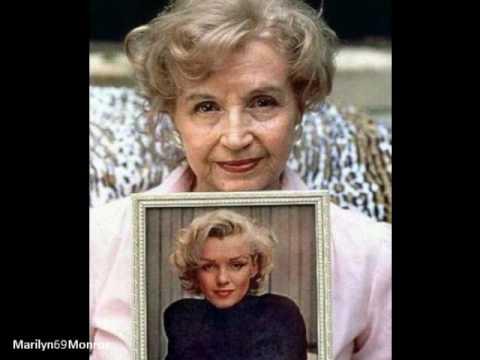 Marilyn Monroe - Berniece Baker Miracle, the sister of Marilyn