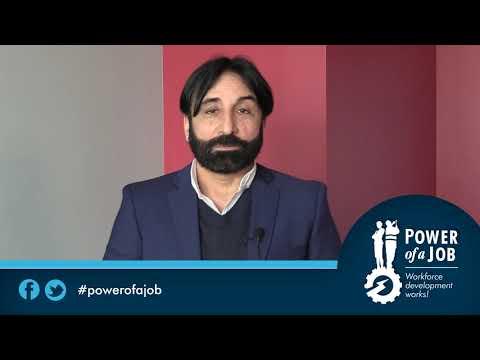 Power of a Job - Reza Firouzi - WorkSource Central Basin - June 26, 2019