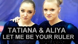 Aliya and Nabs || Let me be your Ruler
