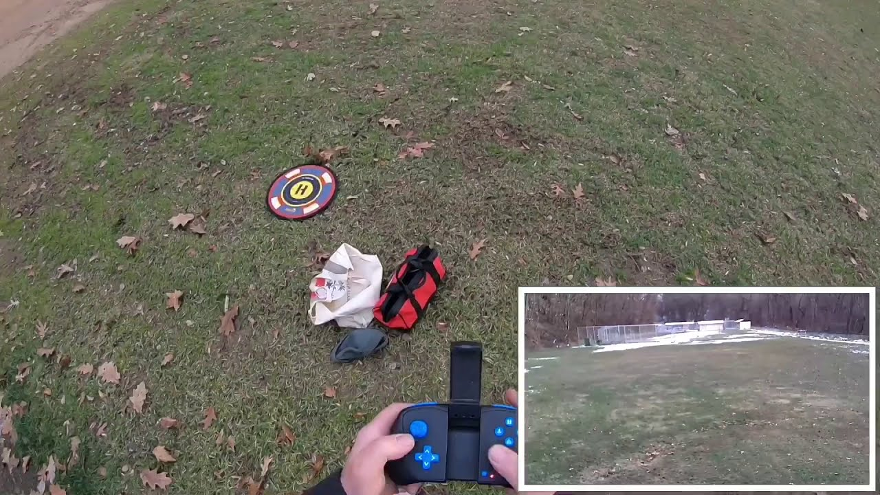 SNAPTAIN S5C WiFi FPV Drone with 720P HD Camera Test Flight фото