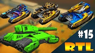 Tanki Online ROAD TO LEGEND #15 By LendaBR