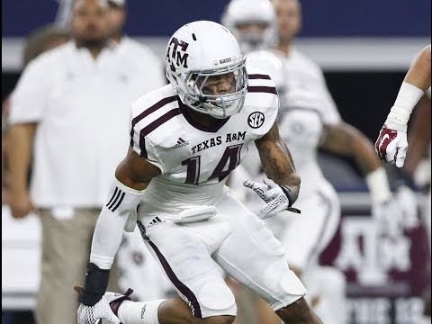 Justin Evans (Texas A&M) vs. Alabama (2016)
