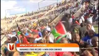 KENYA VS COMOROS