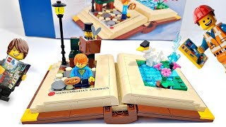 Lego Creative Storybook 40291 Creative Personalities Building Review