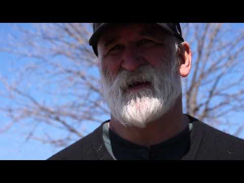 "Interview with ""School,"" 44 Year Environmental Activist, Road Trip Vlog Day 14 (3/19/13)"