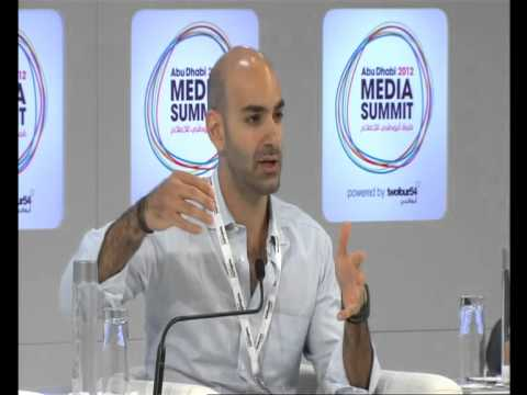"Abu Dhabi Media Summit 2012: ""The New Great Game"", making ideas work"