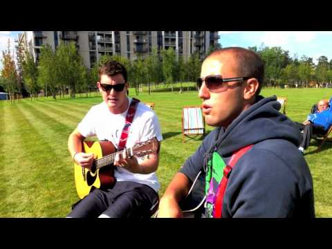 "Olympic Village Live Session - ""Just Be You"" J Coulson ft Ryan Barrett"