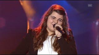 tiziana gulino winner 2014 let her go blind audition the voice of switzerland 2014