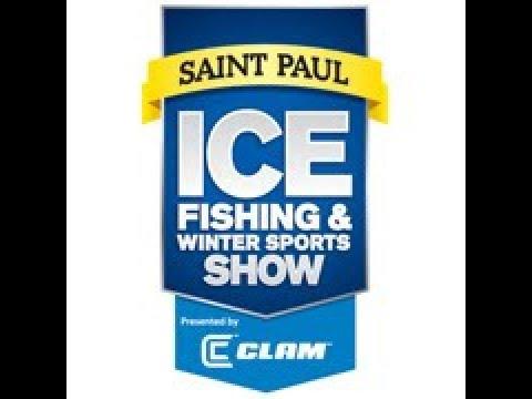 Fish It Up: Season 3, Episode 1 - St. Paul Ice Fishing Show 2017
