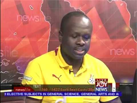 GHANA'S ECONOMY IN TURMOIL- NEWSFILE ON JOYNEWS