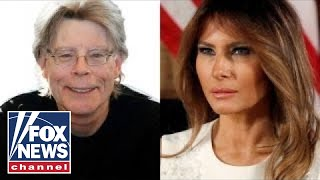 Stephen King under fire after mocking Melania Trump surgery