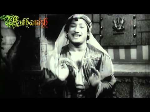 Eraadha Malaidhanile|Thookku Thookki|Sivaji Ganesan Lalitha|T. M. S|Old Song.