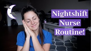 My Nightshift Routine | Nurse Life | Vlogging in the Hospital