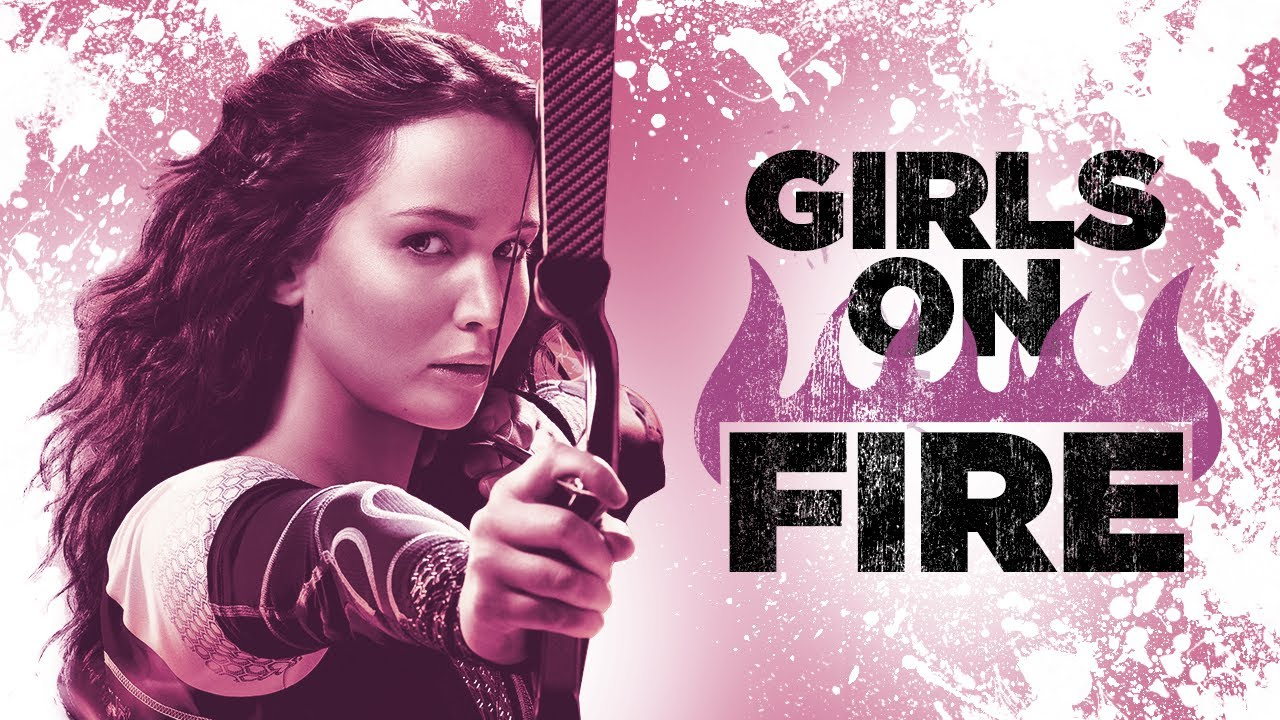 Girls on Fire - Movie Mashup HD