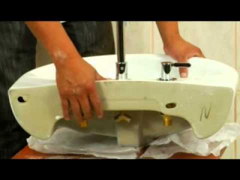 Instalaci n lavatorio l nea oregon funnycat tv for Wc sin instalacion