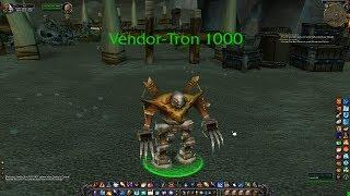 Vendor-Tron 1000, WoW Classic (Desolace)