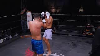 Mohammed ali demir (Dragon Gym) vs Anouar lahmaj (teamslamm)