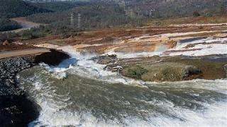 Nearly 200,000 People Evacuated Amid Fears Over California Dam