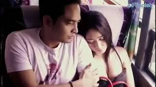 Funny Video - Men try to touch girl's breast on the bus
