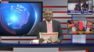 MAGAZETI DEC 18: WAZIRI LUKUVI ALINIKABA,  KUNIPORA MKOBA