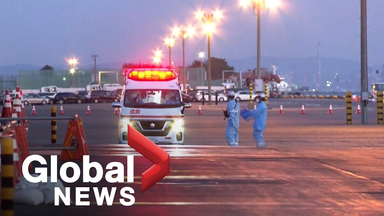 Coronavirus outbreak: Westerdam cruise ship allowed to dock in Cambodia