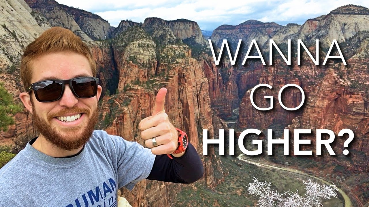 how to overcome fear of heights hiking