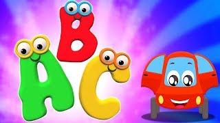 Alphabet chanson | alphabets en français | enfants Chanson | ABC Song