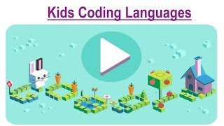 Kids coding languages | Google doodle today