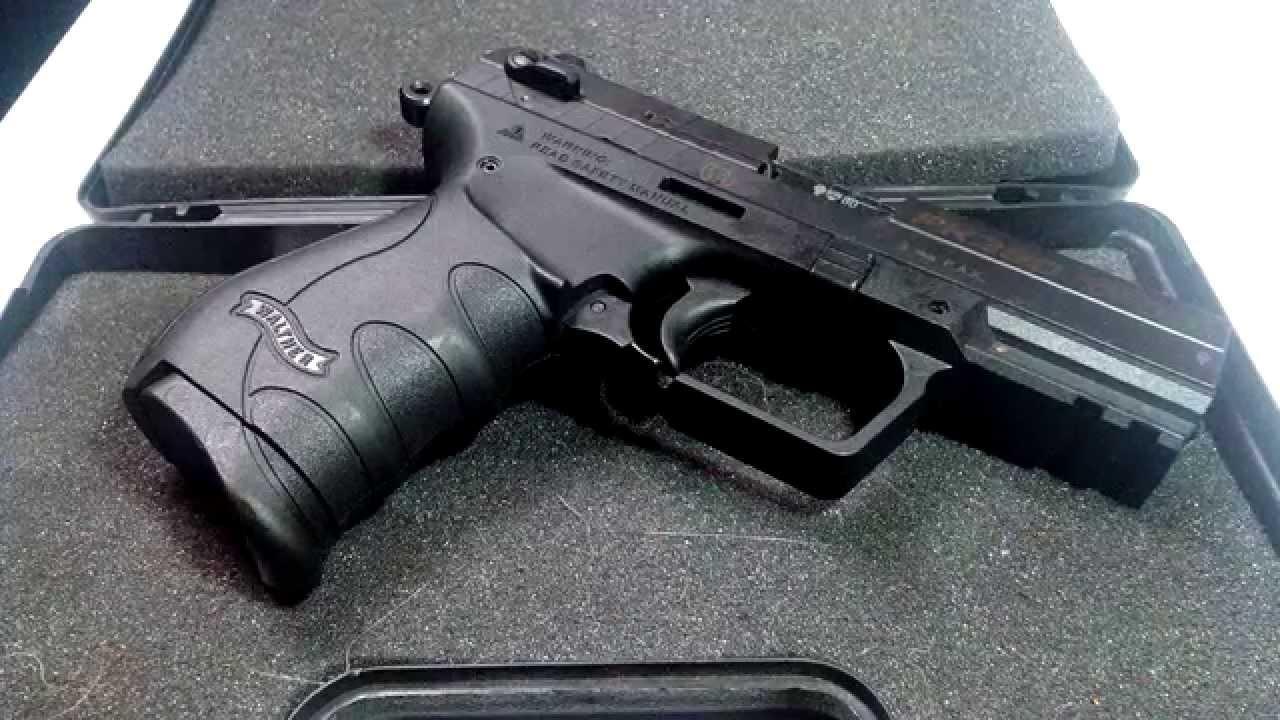 Walther PK380 Schreckschuss 9mm PAK