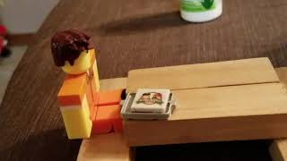 The first roblox toy movie