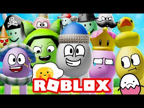The Funniest Game On Roblox...we're World Record Eggs!