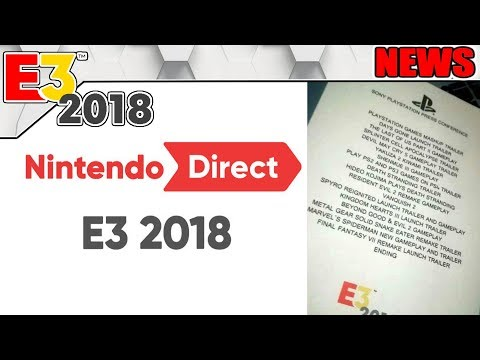 Nintendo Machts Offiziell / Sony E3 Geleaked?/ Fortnite Switch Update Ist Da! - Short #NerdNews 282