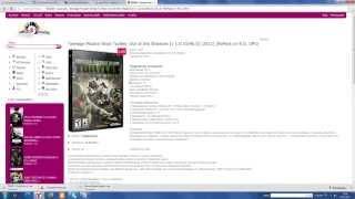 где скачать игру 2013 года TMNT: Out of the Shadows на пк
