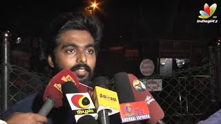 GV Prakash lodges a complaint with Chennai Police Commissioner