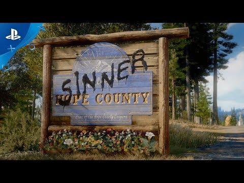 Far Cry 5 - Announce Trailer | PS4