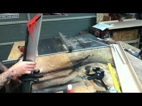 DIY:giant wood sword