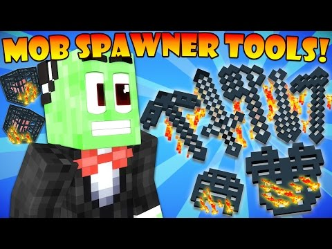 Why Mob Spawner Tools Don't Exist - Minecraft