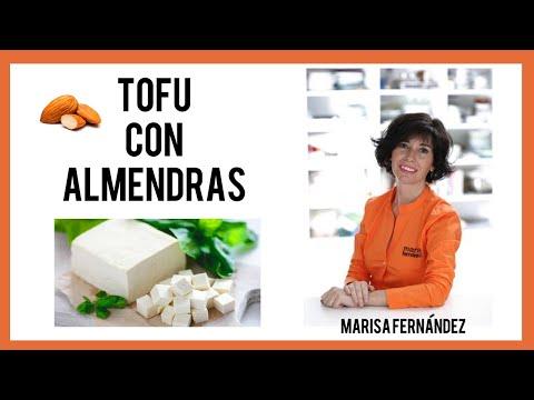 LA COCINA QUE TE CURA. TOFU CON ALMENDRAS