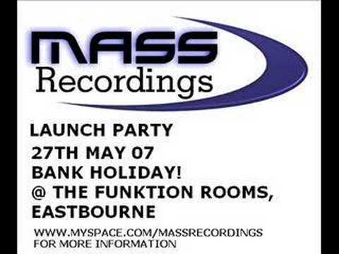 MASS RECORDINGS LAUNCH PARTY @ The Funktion Rooms