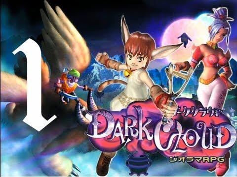 Dark Cloud : Capitulo 1