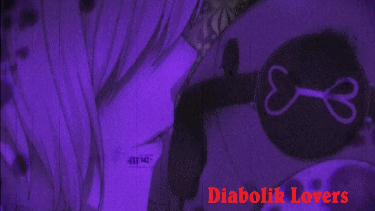 Diabolik Lovers Episode 3 Saison 1