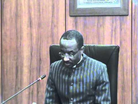 MPC Briefing No. 92 on November 19, 2013 by Governor, CBN, Mallam Sanusi Lamido Sanusi