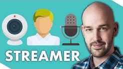 Erfolgreiche Gaming Streams machen - Mit diesen Tipps Gaming Streamer werden