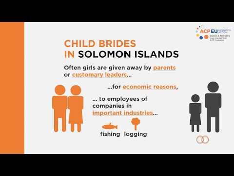 Women x trafficking Pacific