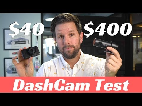 Tesla Dashcam Vs $40 Vs $400 DashCam Test