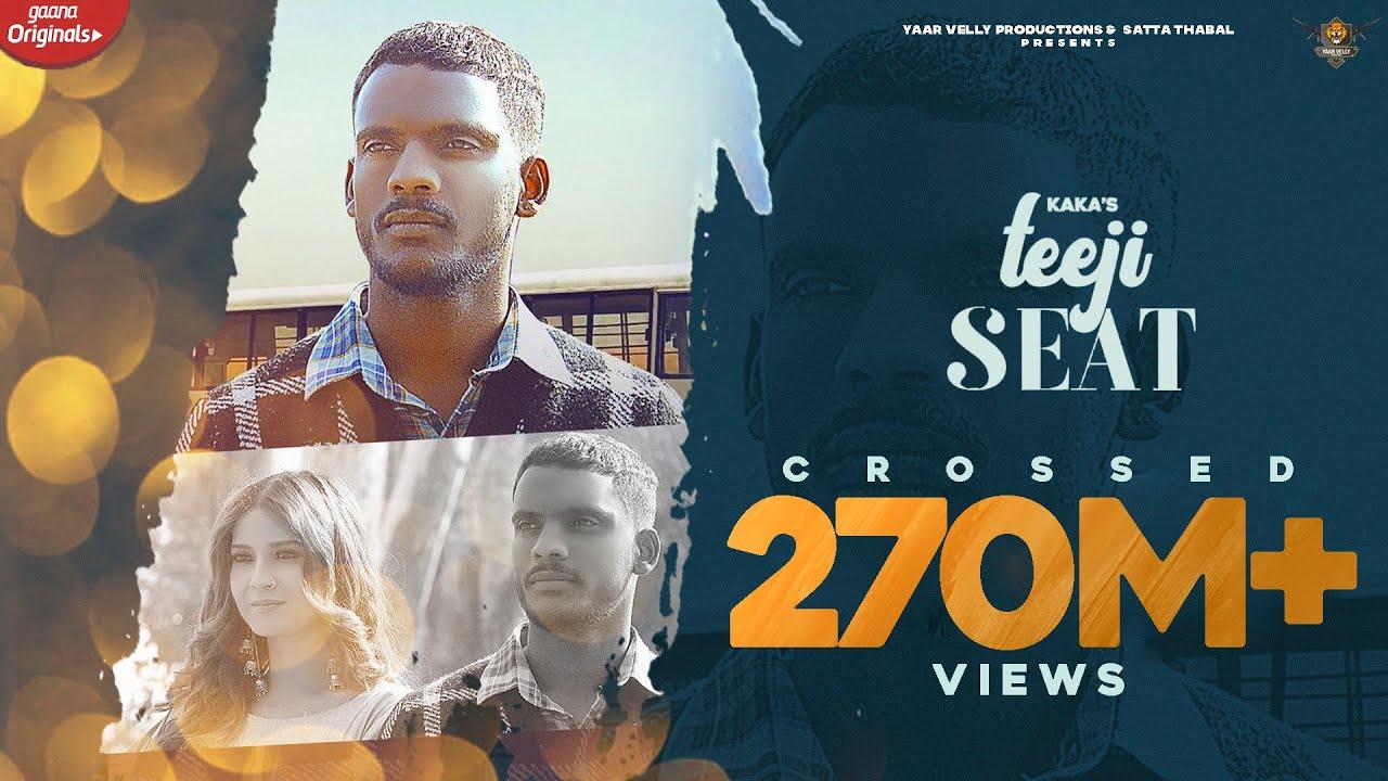 Download Kaka : Teeji Seat (Official Video) Aakansha | New Punjabi Songs 2021-Latest Punjabi Songs 2020 2021
