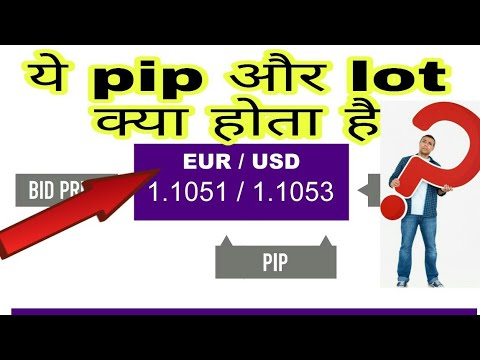 Lot size of 0.50 in forex trading in pips
