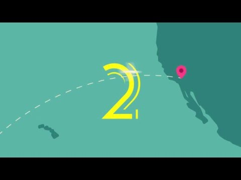 Vacation Countdown Leader - Motion Graphics