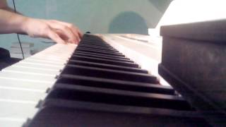"""Petite Marie"" Francis Cabrel - Piano cover"